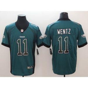 Philadelphia Eagles Carson Wentz Jersey
